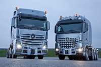 Galerie - Actros