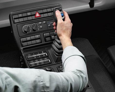 Ovládání pomocí joysticku